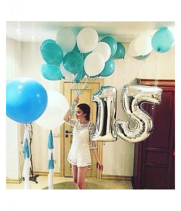 Заказать воздушные шары на дом