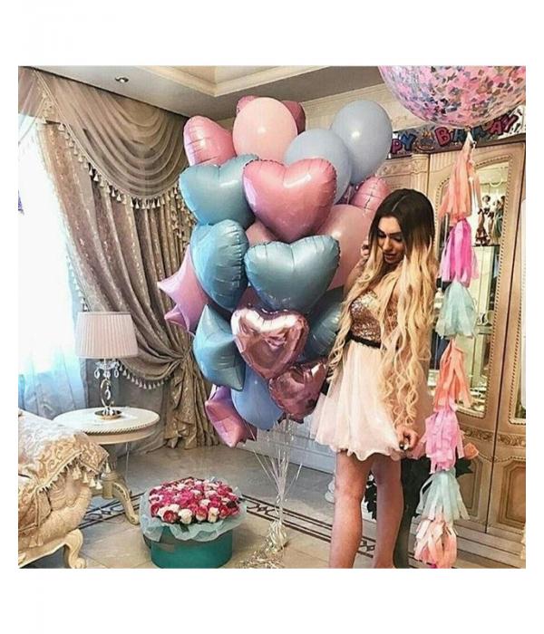 Воздушные шары для Вашей любимой
