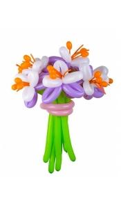 """Цветы из шаров """"Марго"""""""
