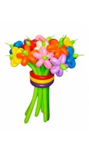"""Цветы из шаров """"Полевые"""""""
