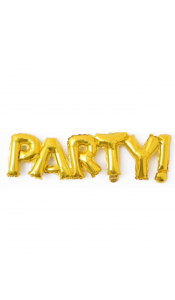 """Надпись """"PARTY!"""""""