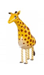 """Фольгированный ходячий шар """"Жираф"""""""