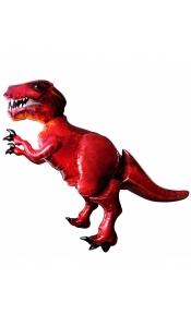 """фольгированный ходячий шар """"Динозавр"""""""